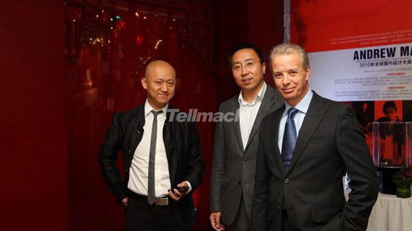 将室内设计界奥斯卡Andrew Martin大奖引入中国