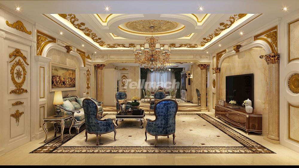 奢华舒适,精雕细琢的古典传承